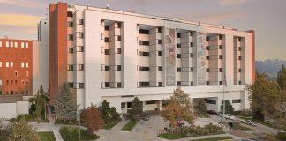 LDS Hospital, Mental health