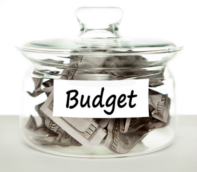 Set a budget and get out of debt