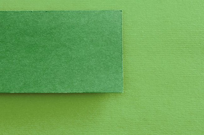 Green Craft Paper