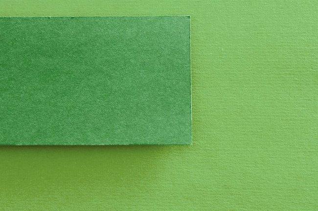 Green Craft Paper