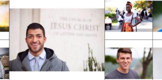 Mormon Faces Instagram