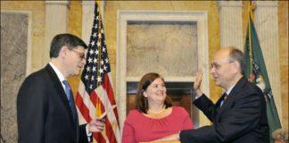 Nathan Sheets U.S. Treasury