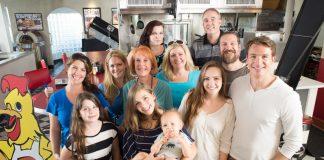 Charlene Johnson family