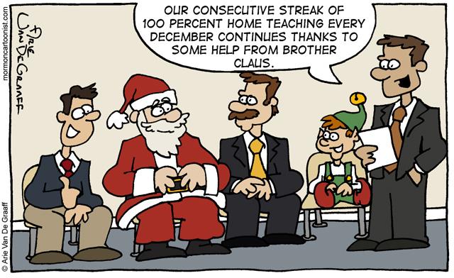 Santa Claus Home Teacher