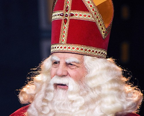 Sinterklaas, the Dutch Santa Claus