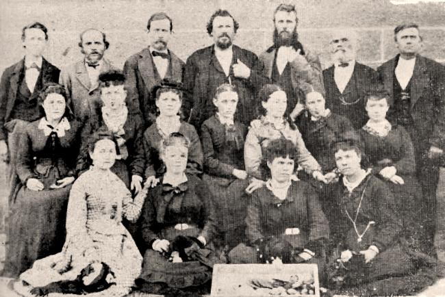 St George Choir and John M Macfarlane
