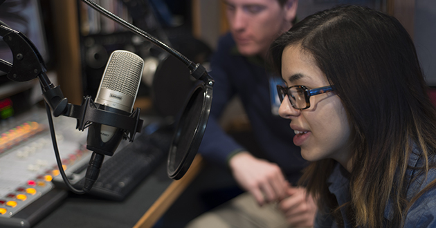 BYU student gains valuable experience with BYUtv
