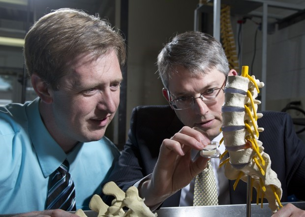 BYU science professors work together on medical treatment study