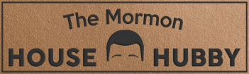 The Mormon House Hubby Logo