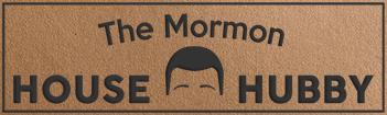 The Mormon House Hubby Logo