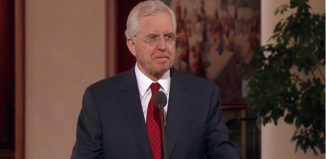 LDS press conference