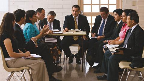 Elders Quorum President