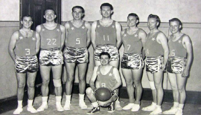 Mormon Yankees Basketball Team