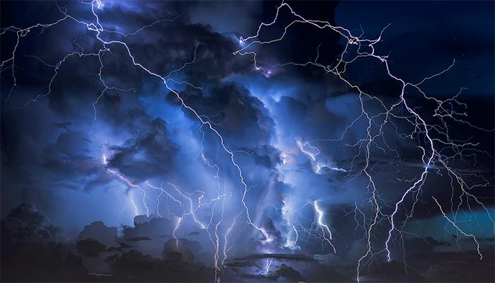 Waves of Lightning