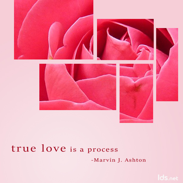 True-Love-Process
