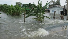 Flooding in the Phillippines