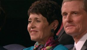 Elder bednar and his wife