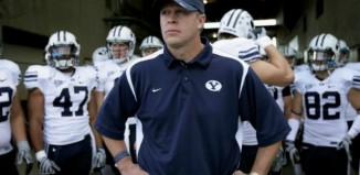 Bronco Mendenhall BYU Football