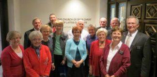 LDS senior missionaries