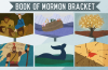 LDS March Madness Book of Mormon Bracket