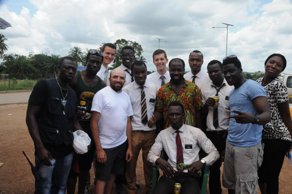 "Image via ""Freetown"" cast and crew."
