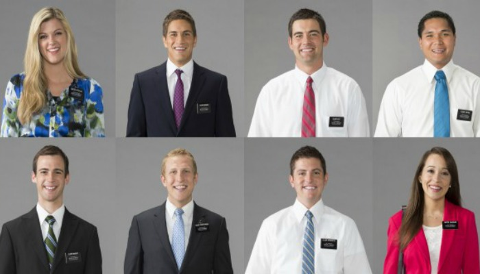 The District 2 missionaries