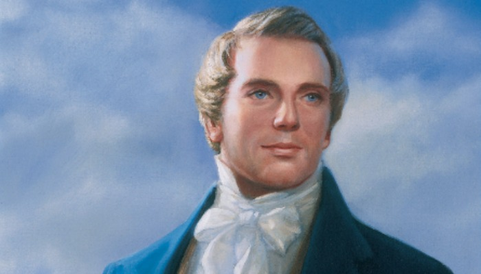 Painting of Joseph Smith