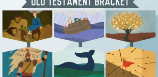 Old Testament March Madness Scripture Bracket