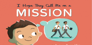 """I Hope They Call Me On A Mission"" Book cover"