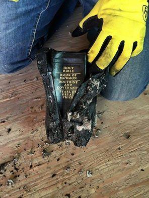 Fire scriptures