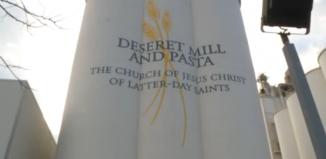 LDS Church Grain Mill Kaysville