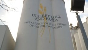 LDS Church Grain Mill Kaysville