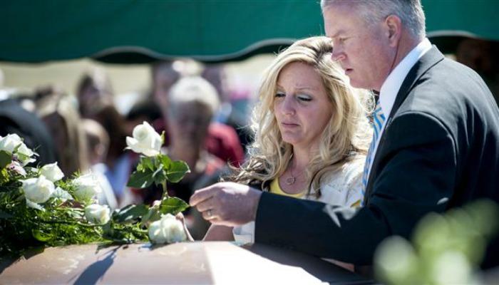Scadlock funeral