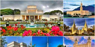 Mormon Temples