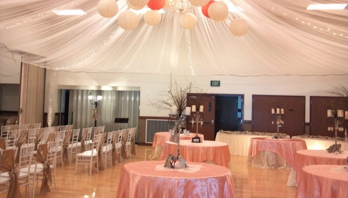 10 Elegant Cultural Hall Wedding Receptions Third Hour