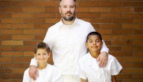 LDS baptism