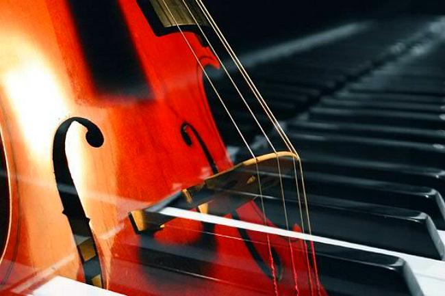 Cello and piano