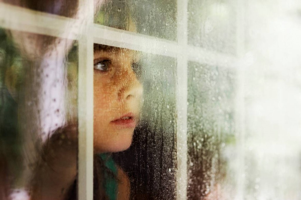 Child Left Alone