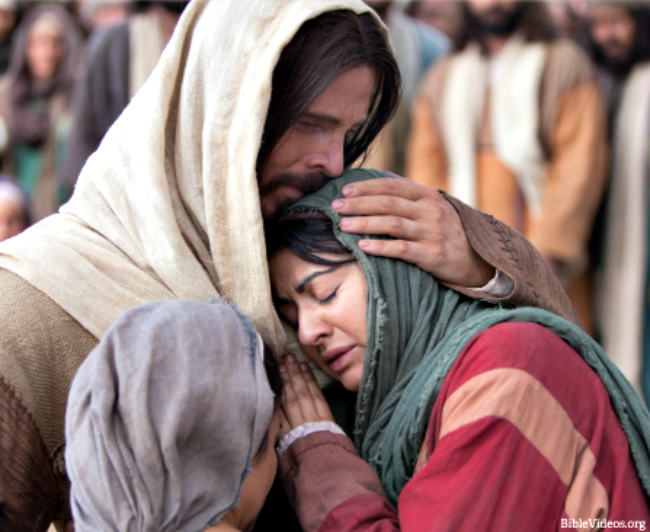 jesus relationship with mary martha and lazarus images