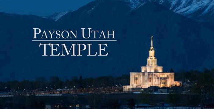 Payson, Utah Temple