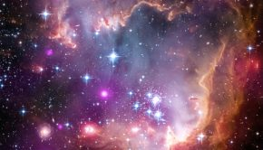 Wing of the Small Magellanic Cloud