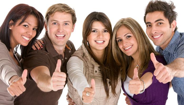 Young single adults via mormonchurch.com