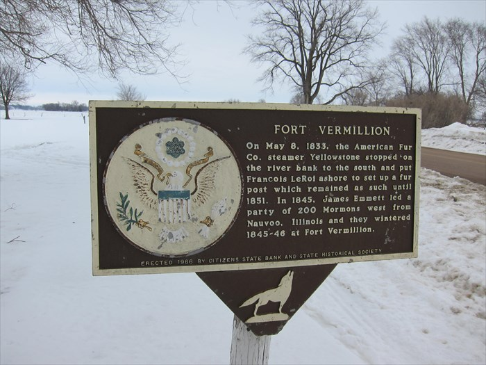 Fort Vermillion South Dakota