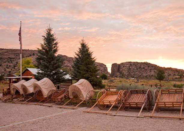 Mormon Handcart Historic Park