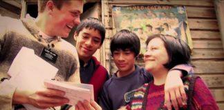 Missionary teaching the Gospel