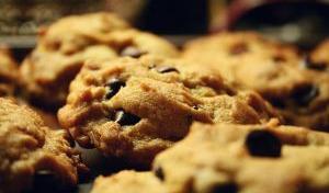 クッキーで神権の鍵が回復したことを祝う