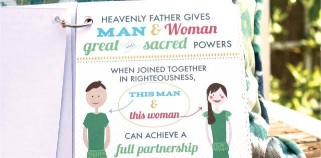 printable flip book on Motherhood