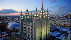 Salt Lake City Temple, LDS