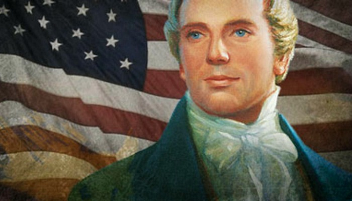 10 Inspirational Patriotic Quotes from LDS Leaders ... Joseph Smith