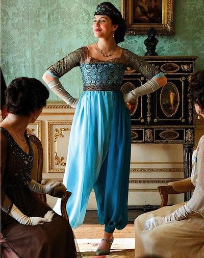 Downton Abbey pants